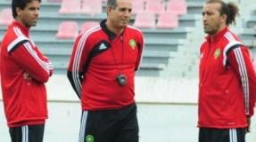 بادو الزاكي يتهم مصطفى حجي بإبعاده عن تدريب المنتخب المغربي