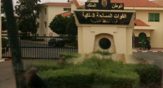 أكادير … القيادة العليا للمنطقة الجنوبية تحتفل بالذكرى الـ 63 لتأسيس القوات المسلحة المغربية