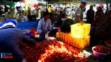 ربورطاج حول اجواء التجارة في رمضان بسوق السبت سيدي بيبي
