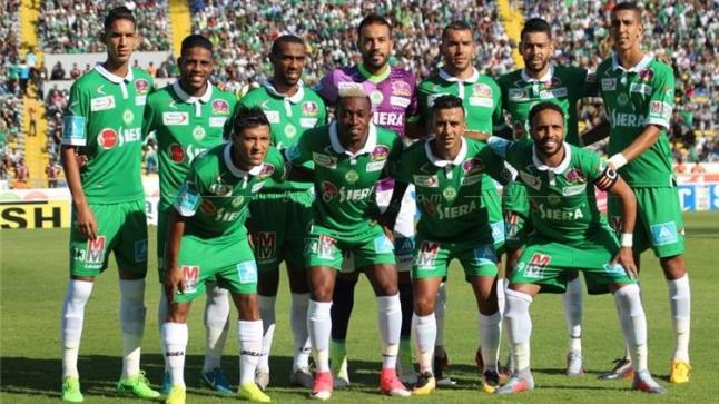 إقصائيات أبطال أفريقيا..الرجاء يعود من مصر بفوز على النصر الليبي