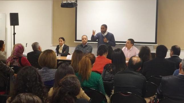 مؤتمر دولي يجمع الشبيبة الاستقلالية بباريس