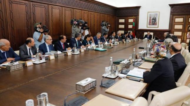 الحكومة تصادق على مشروع قانون المالية لسنة 2020