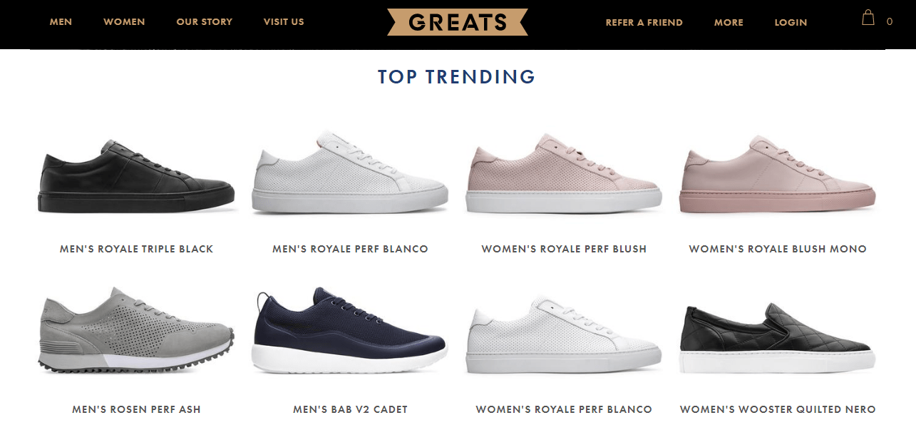 Greats-shoes-online-shop