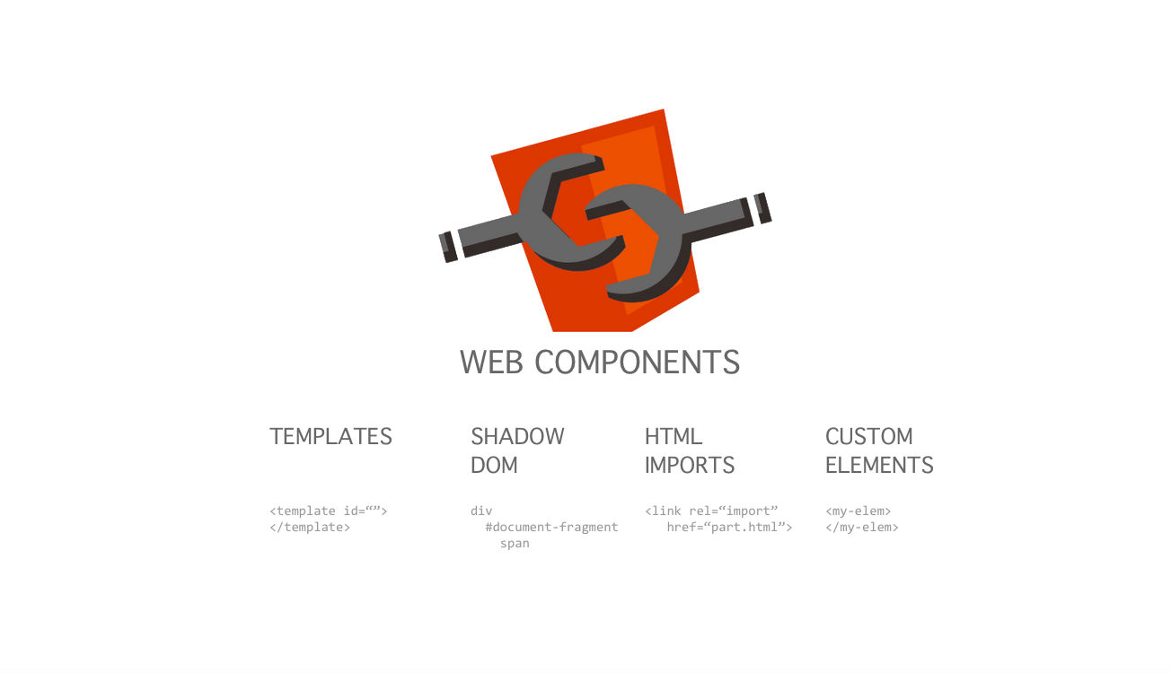 Flash web componants