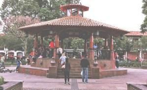 Kiosko de Valle de Bravo