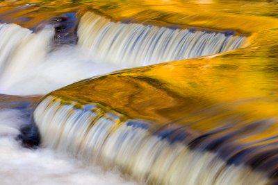 Bond Falls Scenic Site, Michigan
