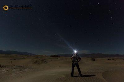 Chuck Haney Photo-Workshop Death Valley