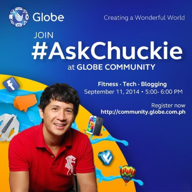 Ask Chuckie