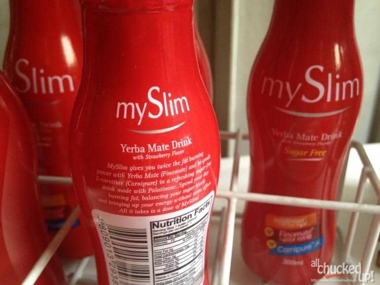 MySlim Yerba Mate Drink and Capsules