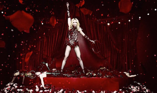 Madonna's Rebel Heart Tour in Manila