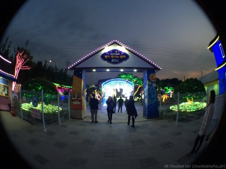 Ansan Star Village - South Korea