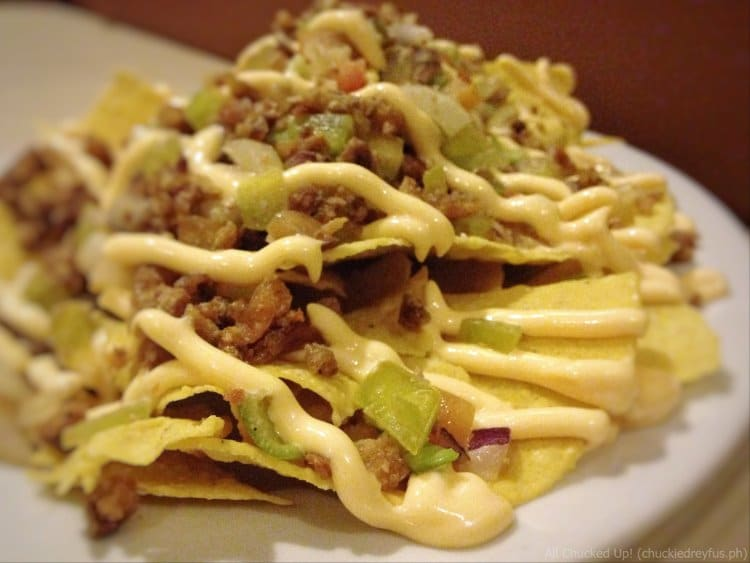 Dencio's Bar and Grill - Macho Nachos