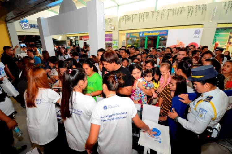 Globe myBusiness Day in Batangas