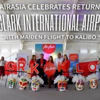 AirAsia celebrates return to Clark International Airport with maiden flight to Kalibo