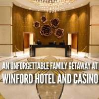 An enjoyable family getaway at Winford Hotel and Casino in Manila