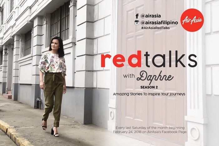 AirAsia's RedTalks Season Two brings meaningful connections and conversations to social media
