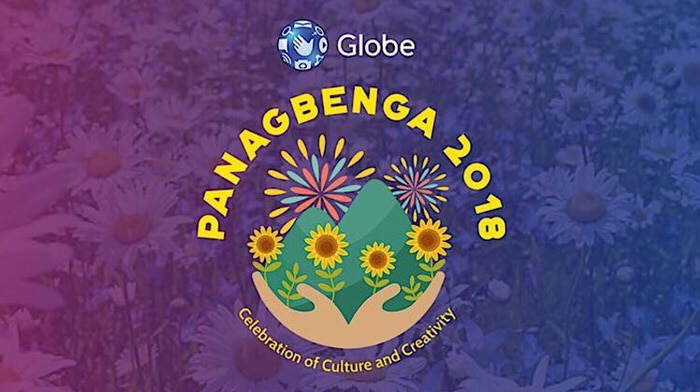 Make your weekend bloom at Panagbenga Festival 2018 with Globe! #GlobePanagbenga