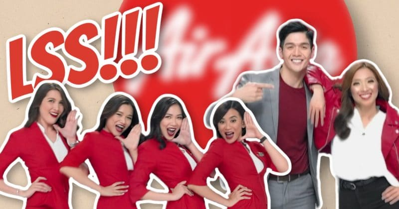 AirAsia Red Hot Seat Sale Jingle LSS