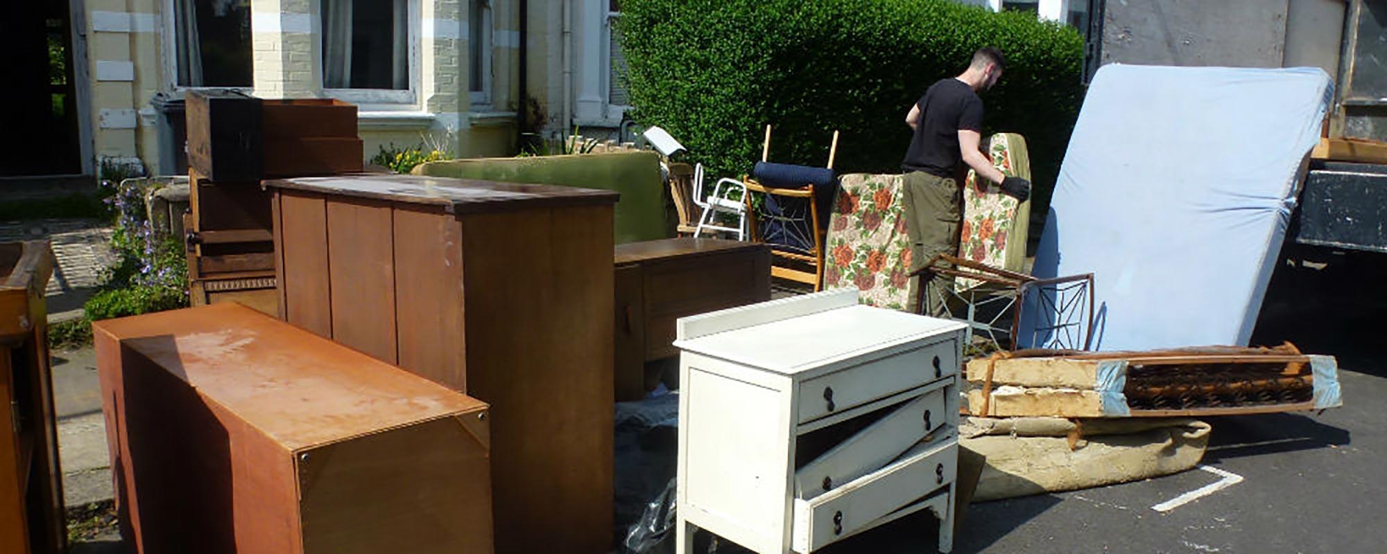 Furniture Disposal London London Furniture Disposal