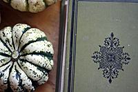 um livro verde
