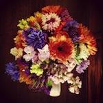 maio é florido