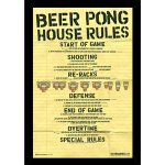 Official Beer Pong House Rules Chuggie