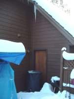 Watch out for the icicle trap