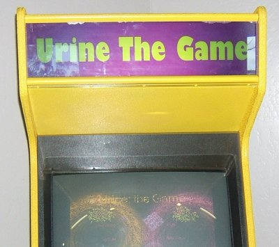 Urine The Game. Really.