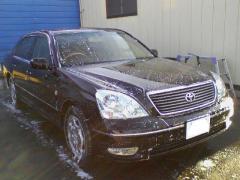 @セルシオ洗車