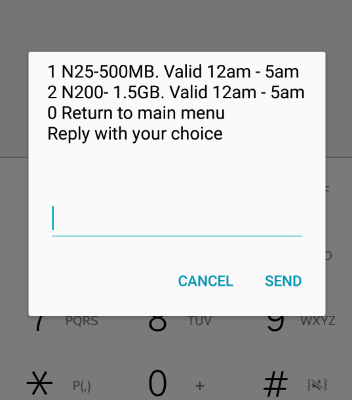 Airtel SmartTRYBE Night browsing