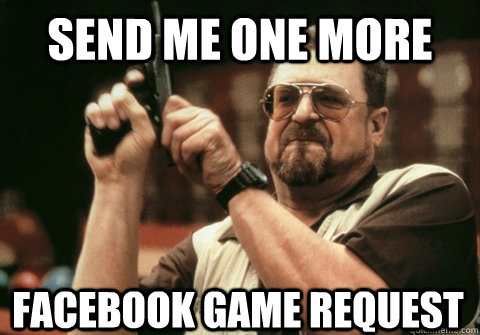 stop Facebook game requests