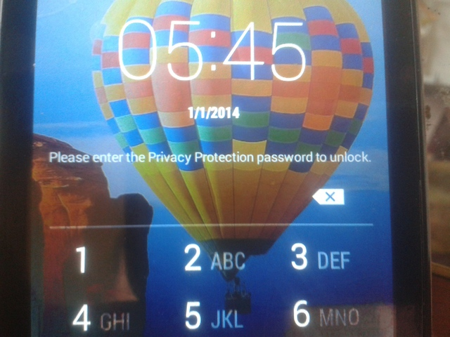 How to remove Privacy Protection Password in Infinix, Tecno and MTK