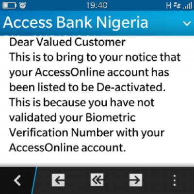 bvn scam