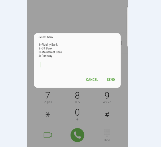transfer money with Diamond Bank USSD Mobile Money Transfer