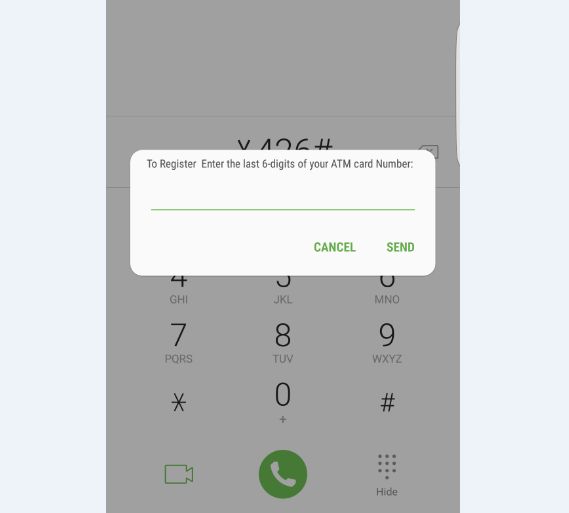 Diamond Bank USSD Mobile Money Transfer
