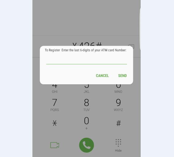 Diamond Bank USSD Mobile Money Transfer