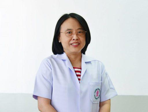 Assoc. Prof. Dr. Somporn Techangamsuwan, infectious disease veterinarian