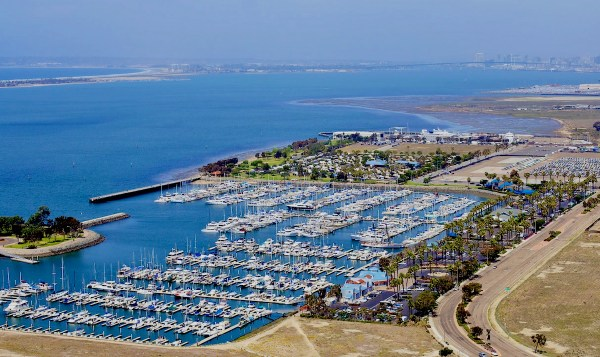 Chula Vista Marina and RV park
