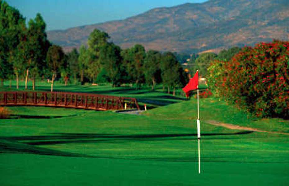 Chula Vista Golf Course California