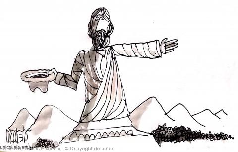 cristo calamidade