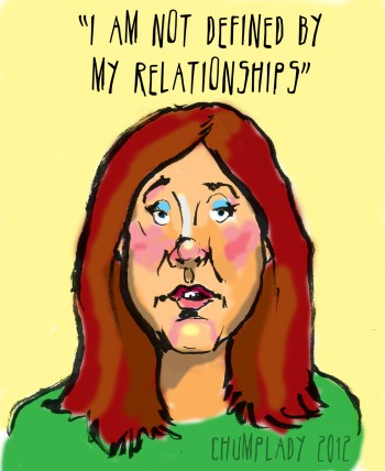 I am not defined by my relationship.