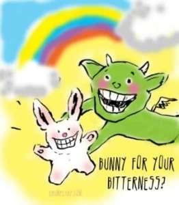 bitter bunny