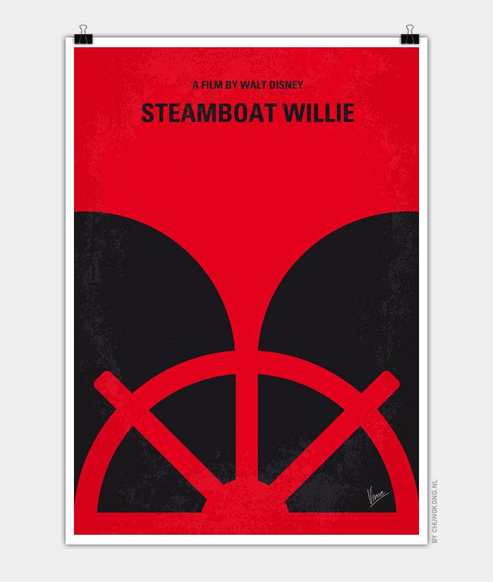 no085 my steamboat willie minimal movie