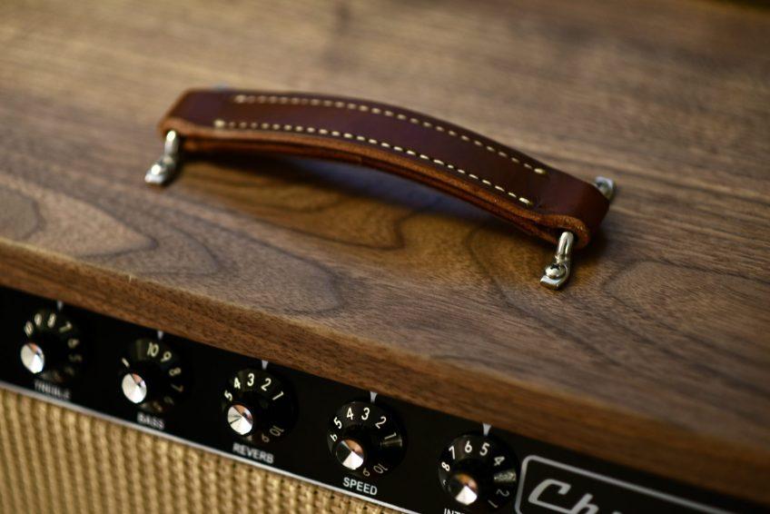 Brookwood Leather Handle
