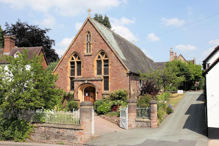 The Churches Of Britain And Ireland Bridgnorth