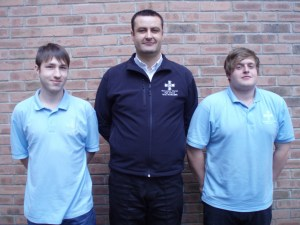 Church High Site Management Team 2011