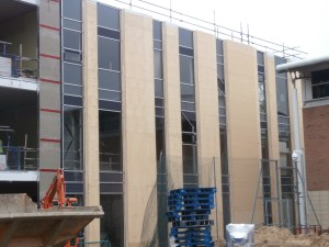 Newcastle High School new build