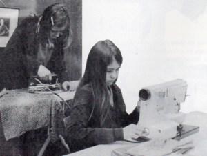 Gurnney House 1984_Textiles