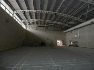 Newcastle Church High Sports Hall