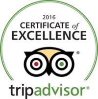 TripAdvisor2016CertificateOfExcellence